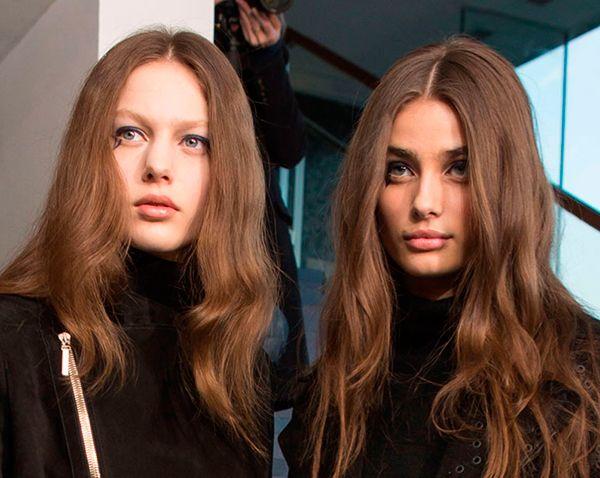 Новый тренд «Rich-girl hair»
