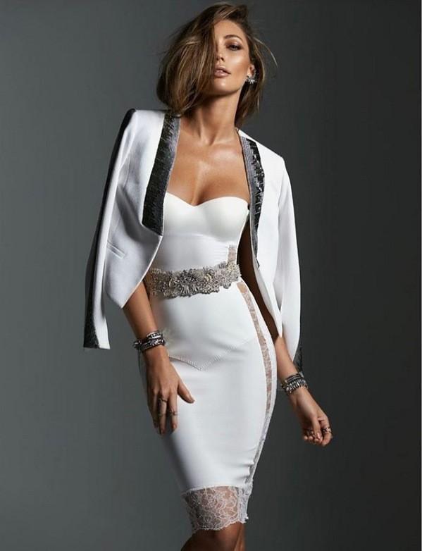 в каком платье встречать новый год
