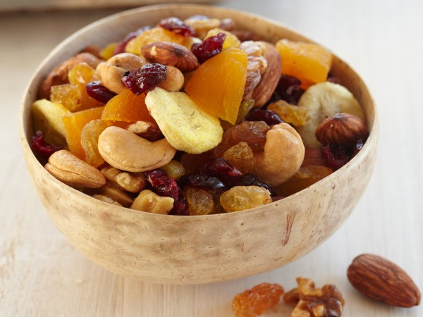 как сушить фрукты в духовке
