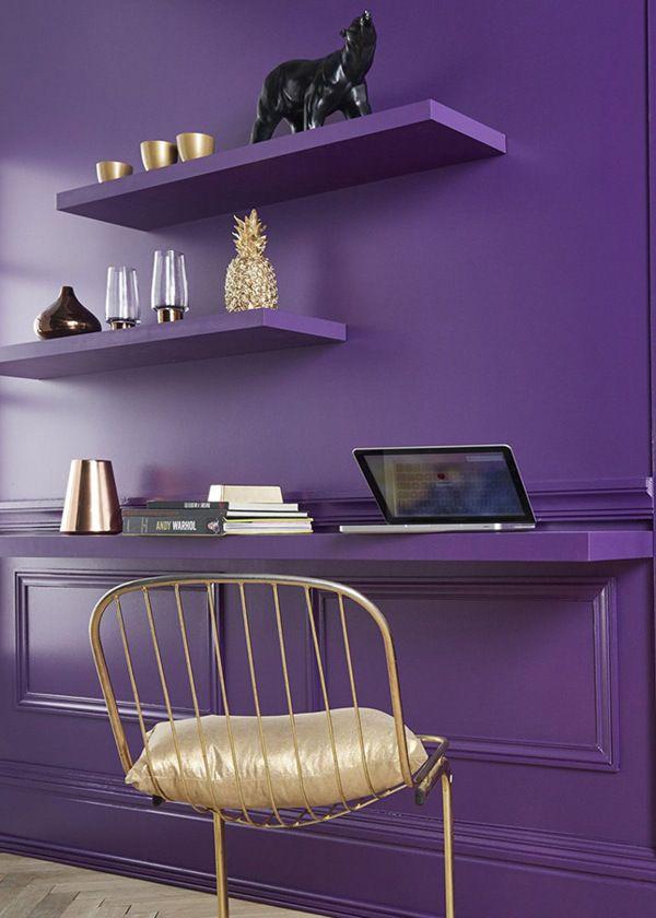 7 идеальных цветов для дизайна интерьеров вместо Ультрафиолета от Pantone