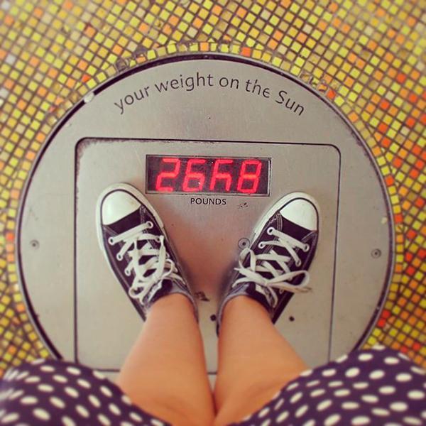 Я поправилась на 20 кг и не узнала саму себя