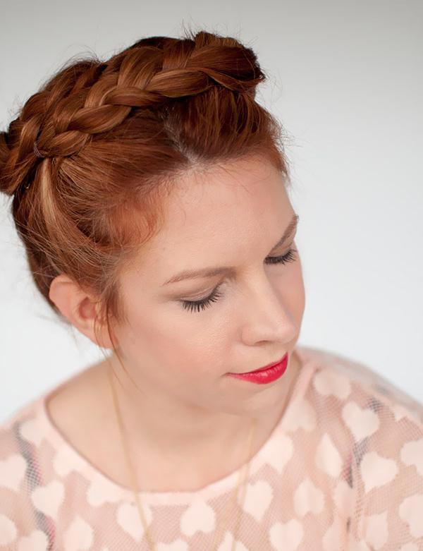 7 причесок для несвежих волос