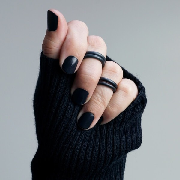 как правильно носить фаланговые кольца