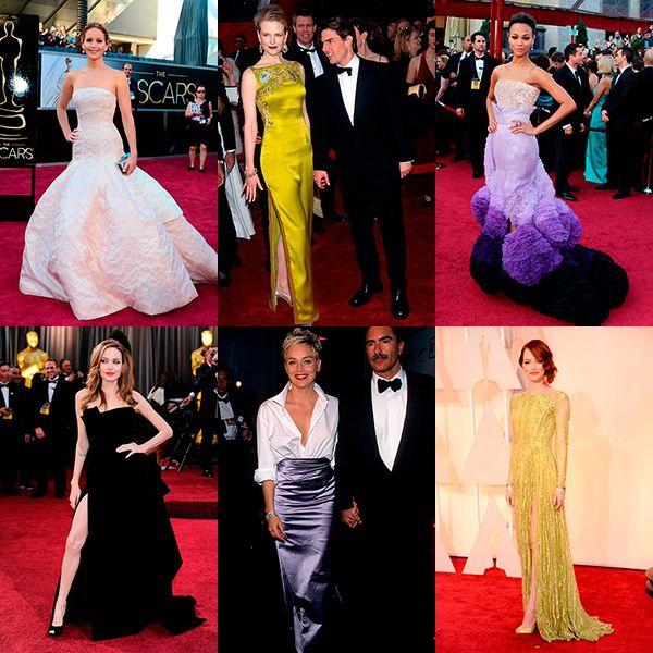 30 самых шедевральных нарядов Оскара всех времен