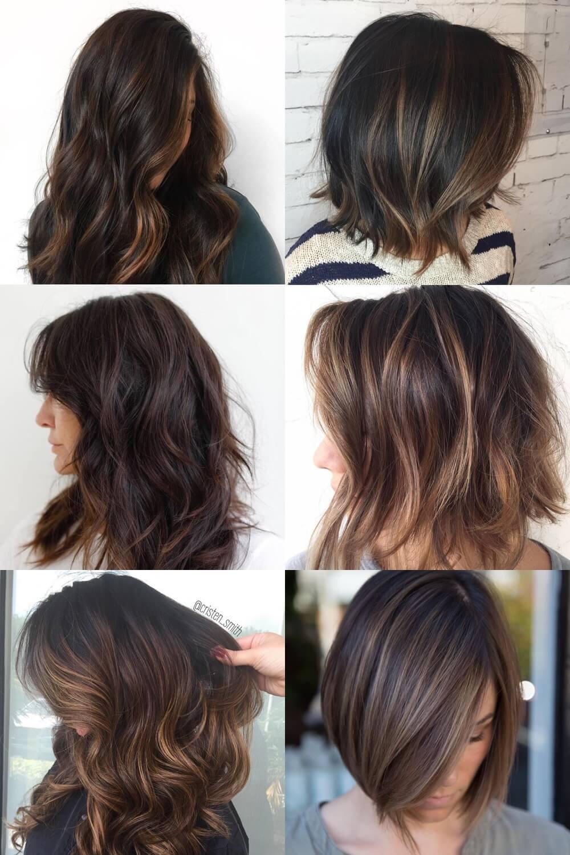 цвет волос светлый мокко