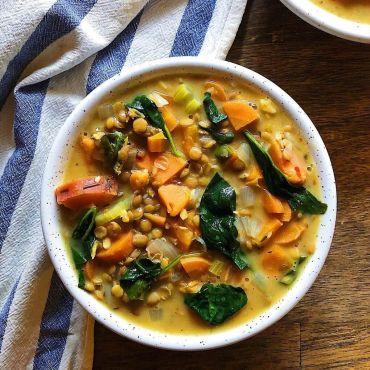 ПП супы из чечевицы - 10 рецептов