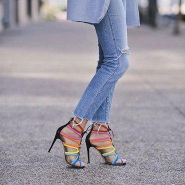Обувные тренды Весны-2016