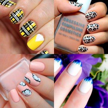 10 маникюров для коротких ногтей (видео)