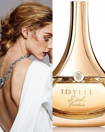 Любимые парфюмы знаменитостей