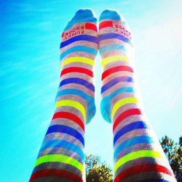 Как правильно и быстро сложить носки