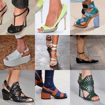 Модная обувь - 2015