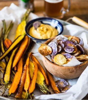 Весеннее меню: рецепты салатов и супов