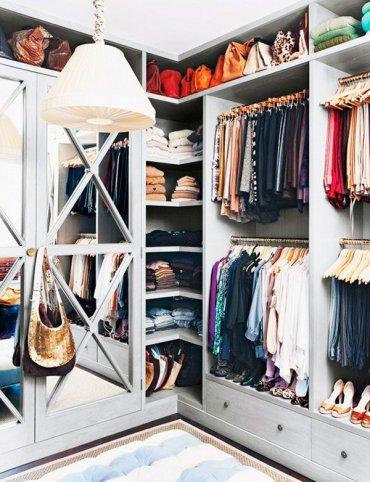 Советы эксперта: как организовать гардероб по фэншуй