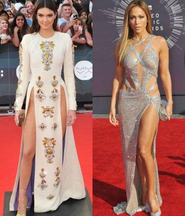 9 знаменитостей без нижнего белья