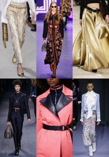 Аксессуары – основные модные тенденции 2016