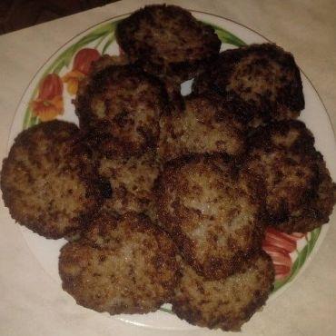 Гречневые котлеты - пп рецепты