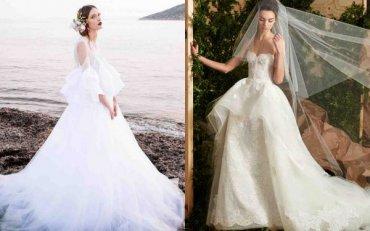 Свадебные платья: 9 самых красивых тенденций