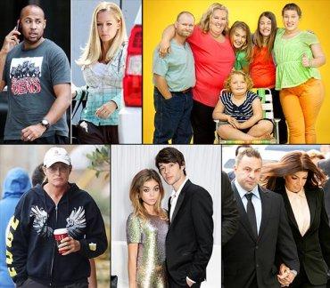 Самые знаменитые скандалы звезд в 2014 году