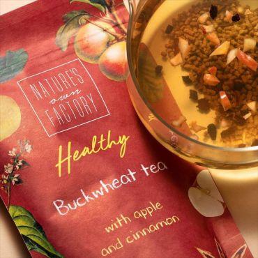 Гречишный чай - новый зож-тренд