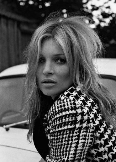 Звезда стиля Кейт Мосс: жизнь начинается в 40