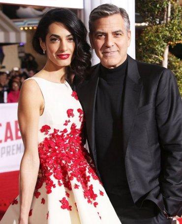 Амаль Аламуддин-Клуни: фото уроки сдержанного стиля