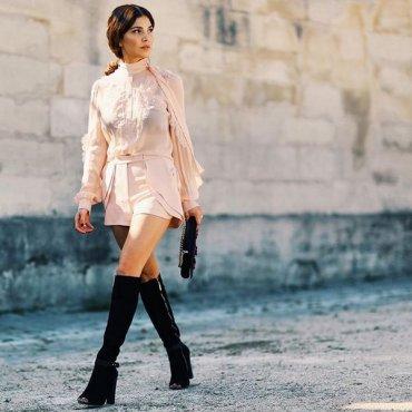 9 стильных ансамблей, обязательных для модниц
