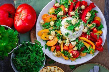 Низкокалорийные блюда на ужин: 4 рецепта