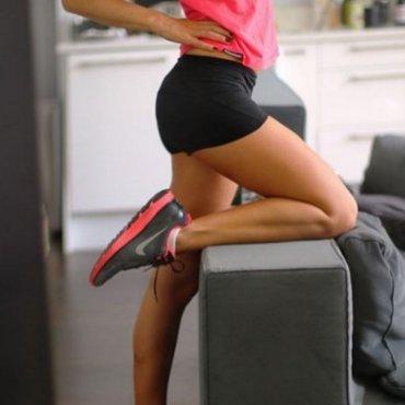 5 упражнений и ваши бедра готовы к коротким шортам