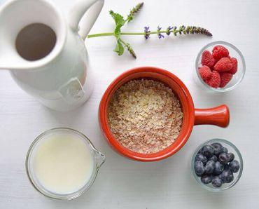 ПП для похудения: правила и меню ПП диеты на неделю