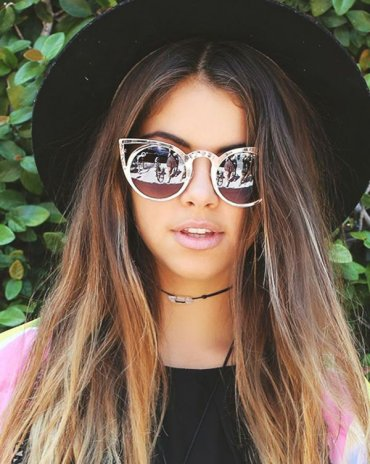 Модные солнцезащитные очки - 2019