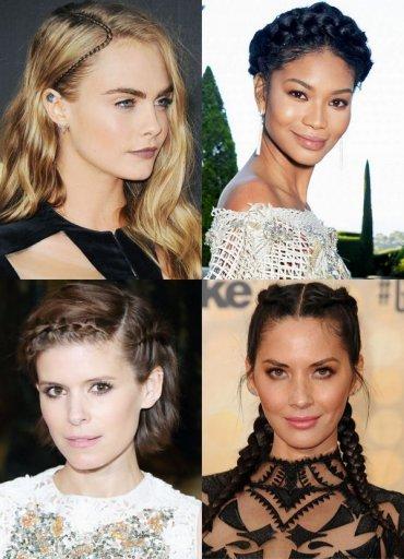 7 удивительно легких и красивых причесок с косами
