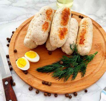 Домашние ПП сосиски - 4 рецепта