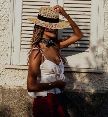 Модные Шляпы Лето