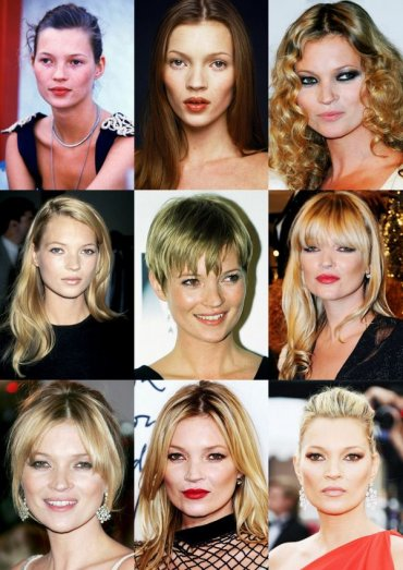 Эволюция красоты Кейт Мосс: Вспомнить все