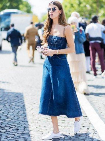 Модные летние тенденции: Парижский Стритстайл