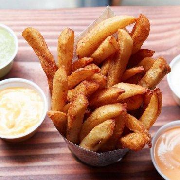 Рецепт домашнего картофеля-фри: отнимем доходы у McDonald's