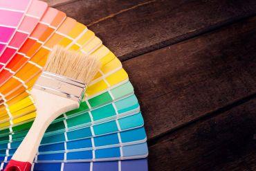 Актуальные цвета в дизайне интерьеров по мнению производителей красок