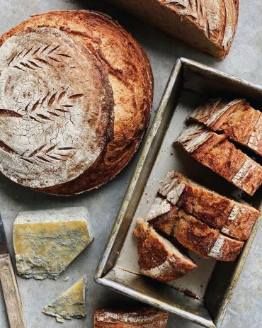 Рецепты ПП хлеба