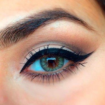 6 гениальных уловок для подводки глаз
