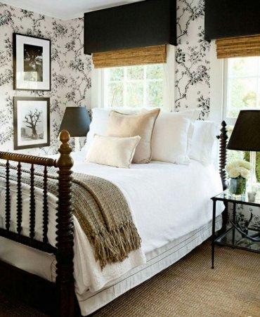 Как обновить спальню без ремонта