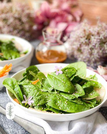 14 вкусных ПП рецептов со шпинатом