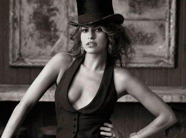 Ева Мендес: уникальность стиля самой горячей красотки Голливуда