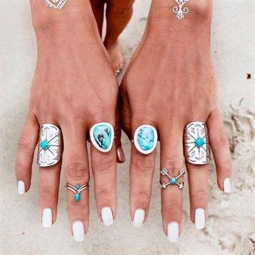 Кольца на фаланги пальцев