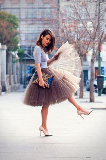 HANDMADE: юбка пачка из фатина своими руками (фото)