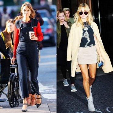Знаменитости тоже любят одежду от Zara