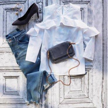 Роскошные женские сумочки менее 50$ от H&M