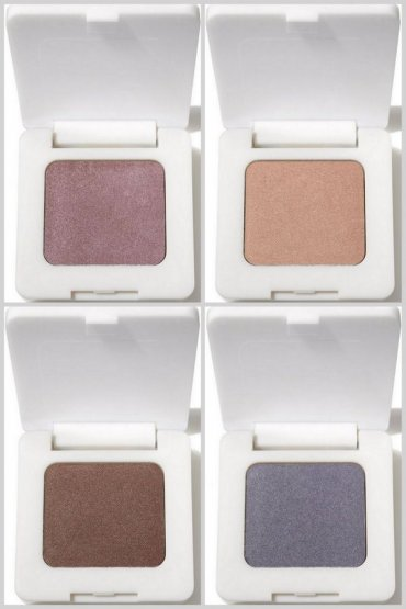 Органические тени-новинка для безупречного естественного макияжа
