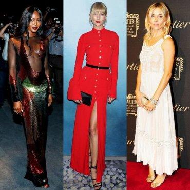 Неделя Моды в Нью-Йорке: образы знаменитостей