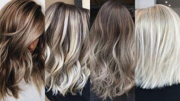 Как получить пепельный цвет волос