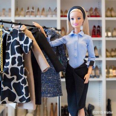 Instagram Барби более стильный, чем ваш?